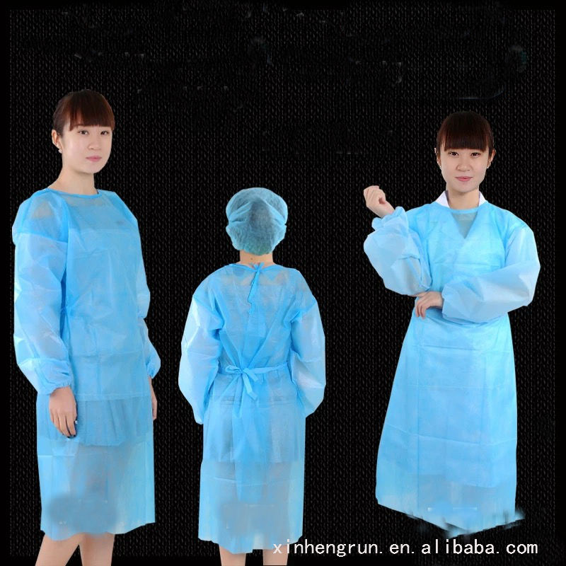 Yellow Isolation Gown, Yellow Isolation Gown Suppliers and ...