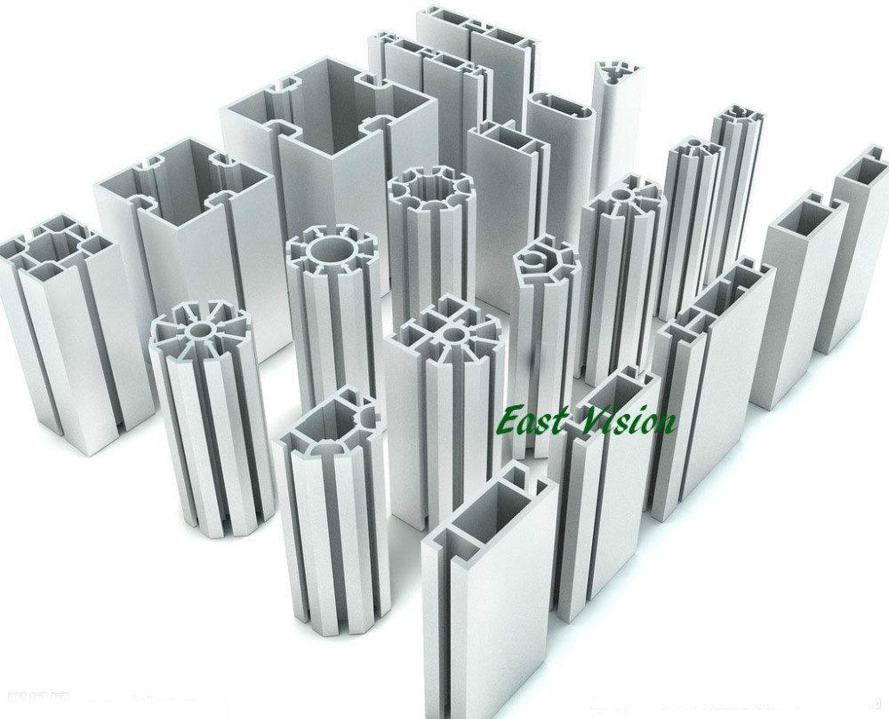 Hot sales Furniture/Cabinet/Wardrobe drawer handle Aluminium extrusion profiles
