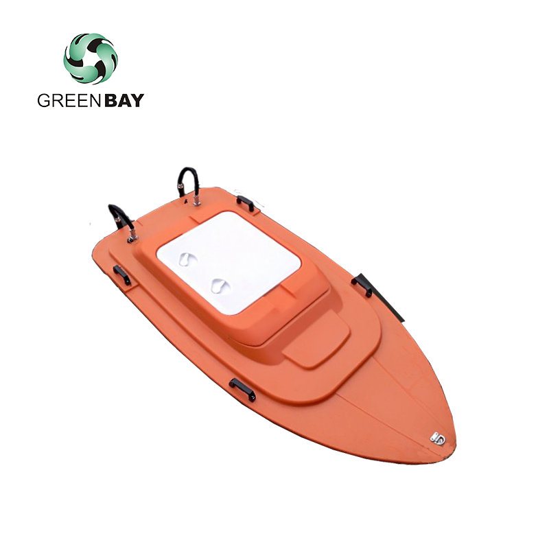 Hybrid power remotely controlled unmanned bathymetry <strong>boat</strong>