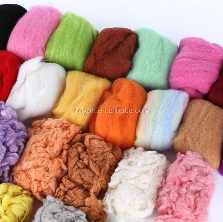 hot sale high quality washed sheep wool