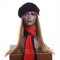 H1040 High quality plastic mannequin head for hat display