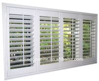 basswood interior plantation shutters
