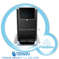 New Counter Top Chilled Water Dispenser Touch Panel Screen