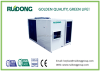 Ruidong Rooftop packaged unit, 5tons to 80tons, R410a or R407c