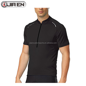 International custom men's blank short sleeve cycling jerseys 2018