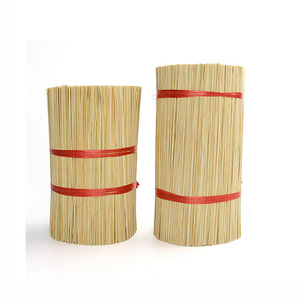 china hot sale wholesale agarbatti 1.3mm round raw bamboo stick for incense