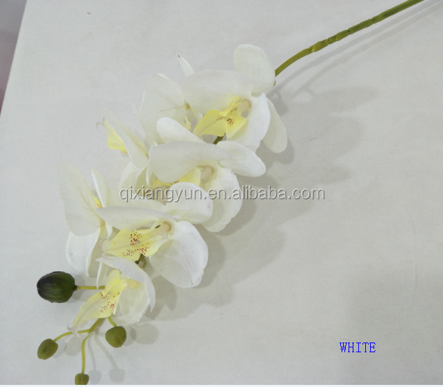 Artificial beautiful butterfly orchid flower,moth orchid decoration flower for wedding