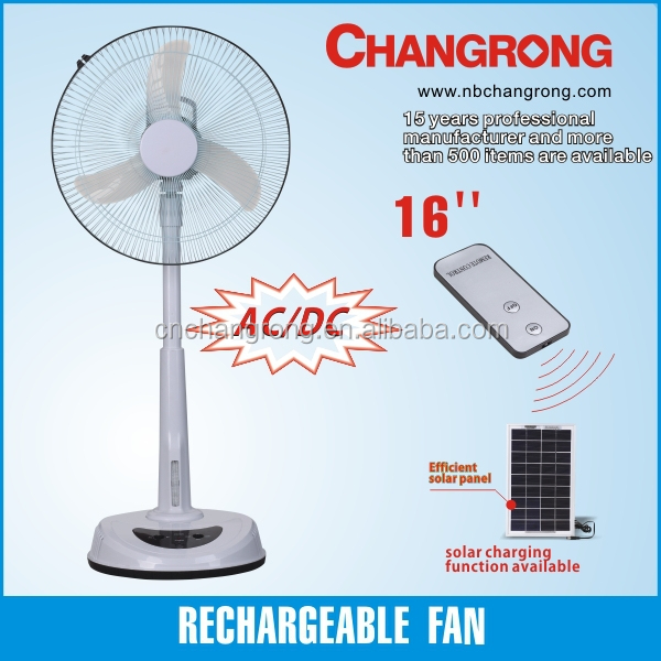 rechargeable stand fan factory oscillating stand fan industrial