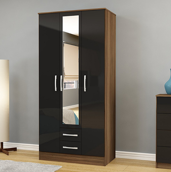 living room wardrobe designs fashion modern wooden almirah 2 doors designs 17610