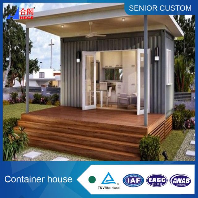 Maison containeur good maison conteneur container prefab for Accouchement difficile a la maison