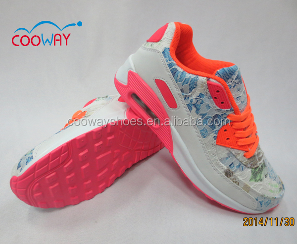 スポーツの靴最新のカラーエア高いqulity女の子用スポーツシューズ送料無料のスポーツの靴最新スタイル仕入れ・メーカー・工場