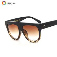 Dámské krásné brýle proti slunci – kočičí oči