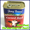 Ready to Eat Tang Brand Beef Products in Can