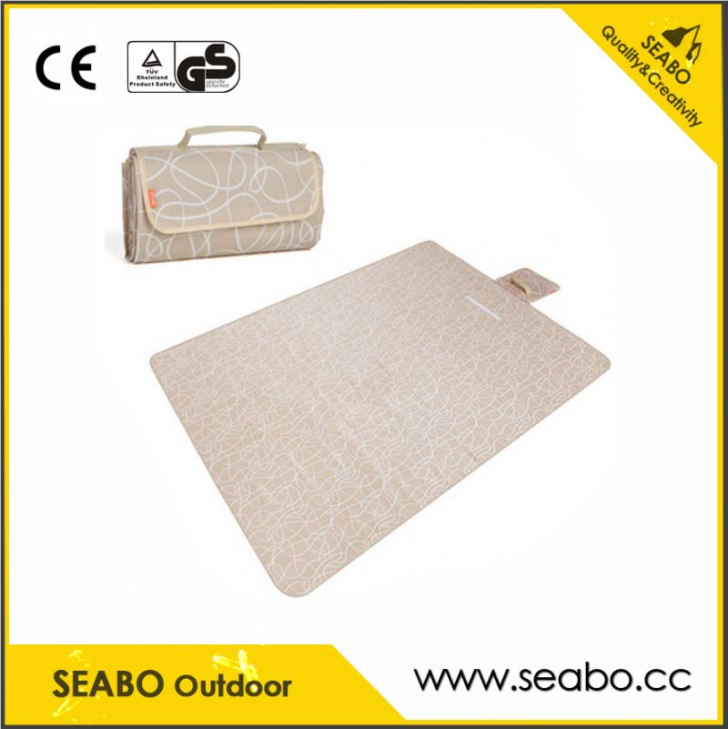 Promotional Waterproof recycled plastic rugs