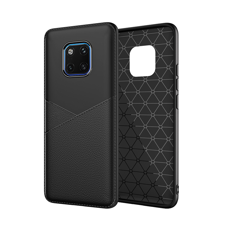 Wholesale Factory Leather Phone <strong>Case</strong> For Huawei mate 20 pro mate 20 X TPU Phone <strong>Case</strong>