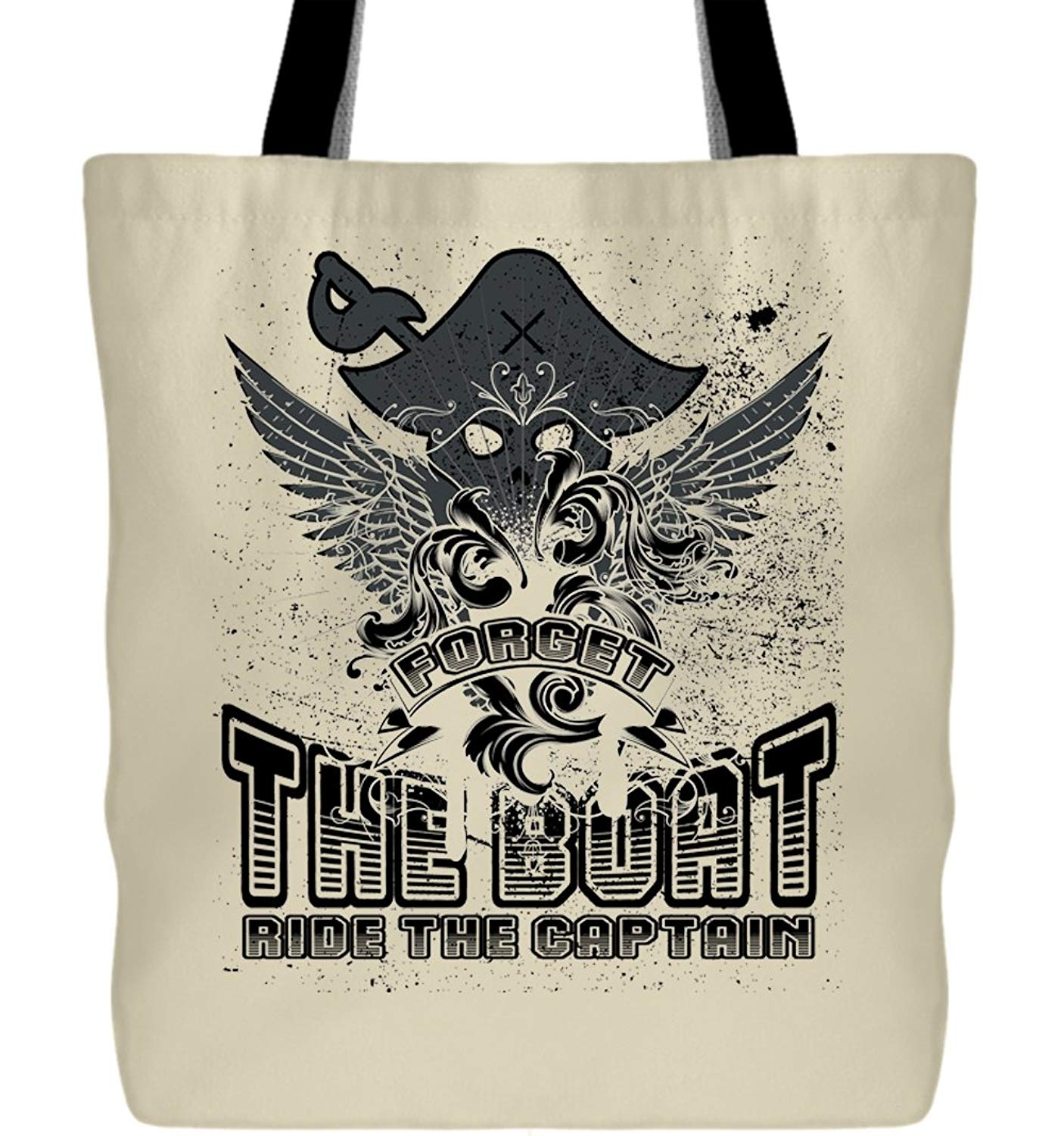 62454618b9be Buy Im A Captain Canvas Tote Bags