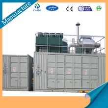 Good quality low speed biomass syngas powered electric generator power plant cost