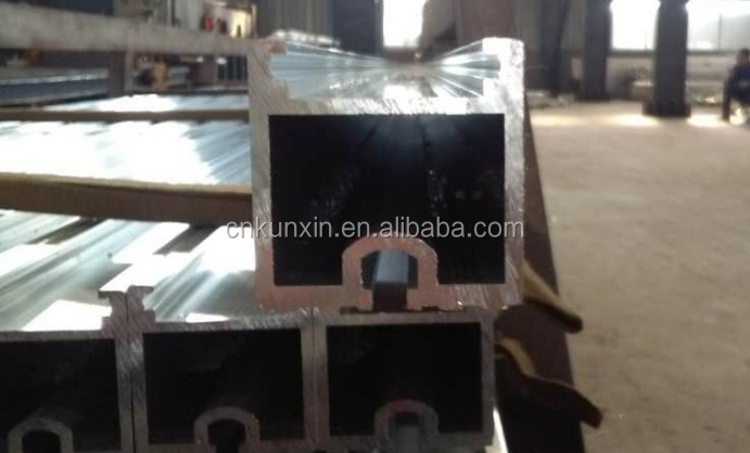 6061 6063 T5 T6 Aluminum Structural I H Beam Prices For ...