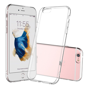 For iphone6 High Transparent TPU Clear Phone Case For iphone6