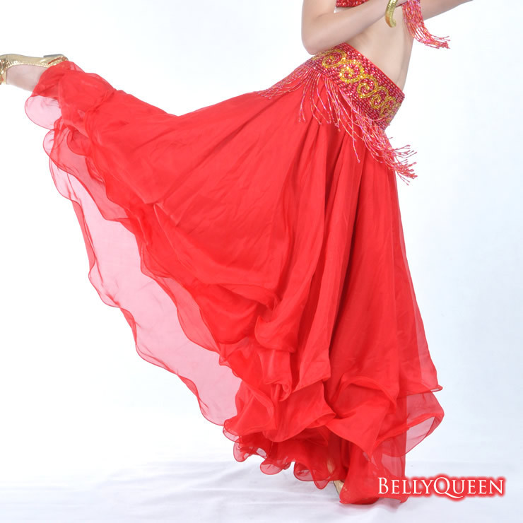0b4ccbc12 Get Quotations · Bellydance 2015 Real Top Fashion Women Polyester belly  dance skirt Long Gypsy Skirts