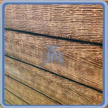 Fireproof Wood Grain External Wall Cement Fiber Board Buy Fiber