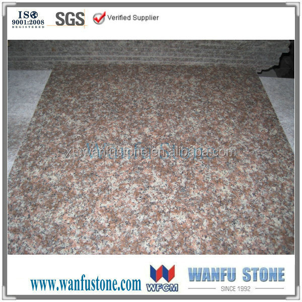 The Most Economical Peach Red Granite Tiles,G687 Granite Tiles,G687 Boarder