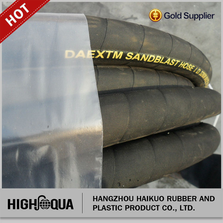 High Quality China Manufacturer Durable Rubber Hose For Air Shaft ...