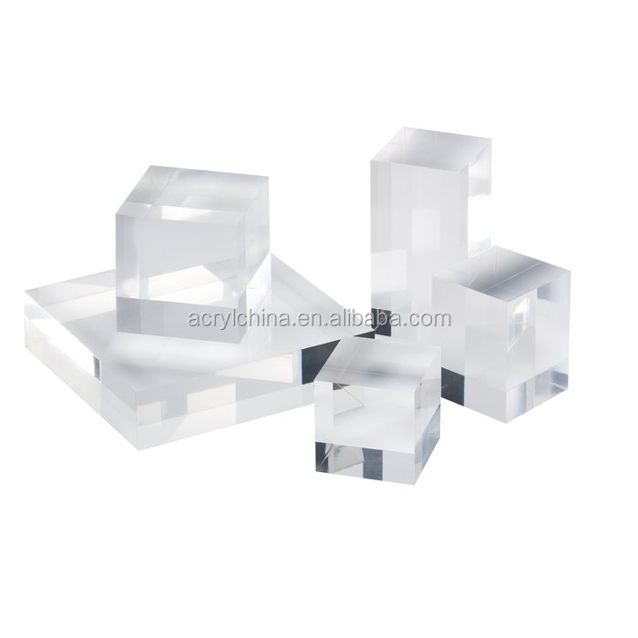 clear plexiglass finger ring display,pmma ring holder, acrylic jewelry display Block