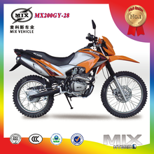High quality popular 200cc dirt Bike/cross Bike/motocross/motorcycle/motorbike