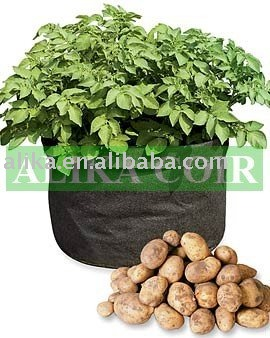 Non Woven Fabric Potato Bag Planting Grow