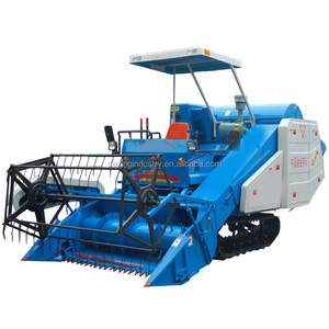 Hot selling mini rice harvesting machine with super quality