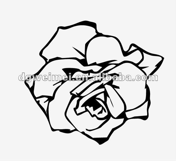 Cari Terbaik Tato Tribal Bunga Mawar Produsen Dan Tato Tribal Bunga