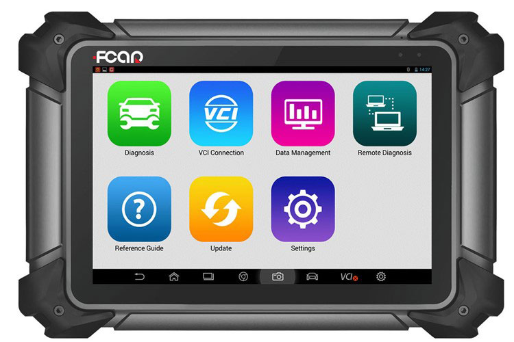 Fcar New Product Truck Diagnostic Tool F7S-G