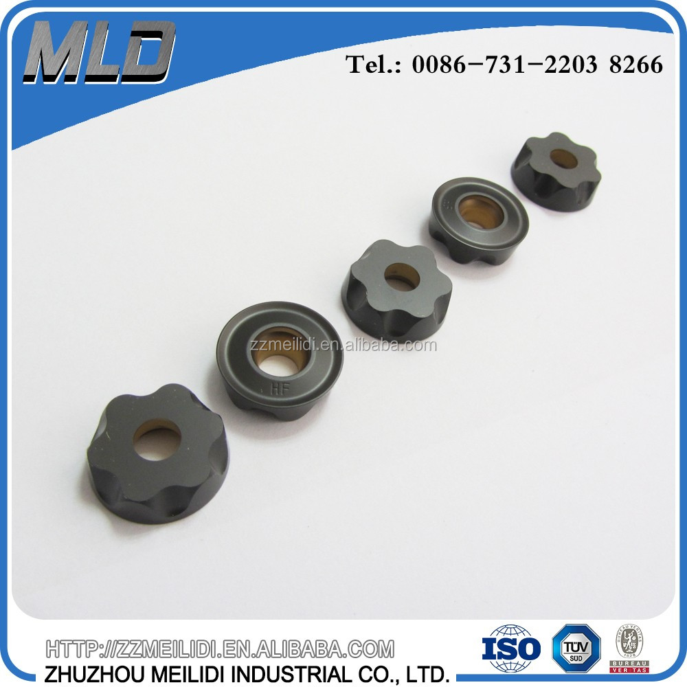 CNC cutting tool cemented carbide turning insert round cnc insert
