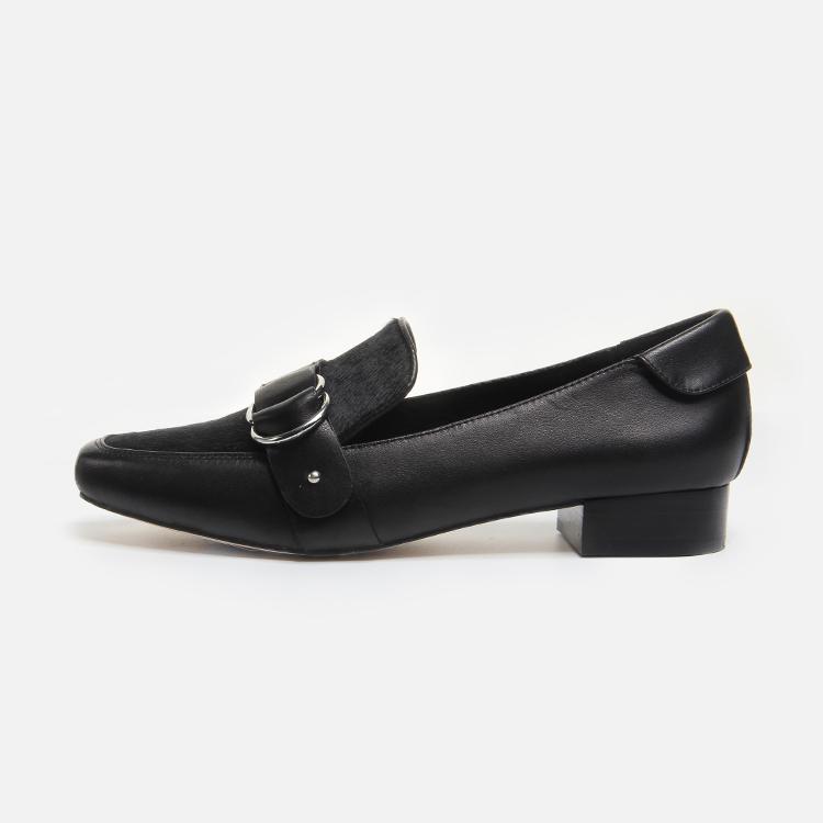 female Women shoes Luxury Genuine Flat Ladies Custom Leather 2018 Brand casual HZ01wv0q