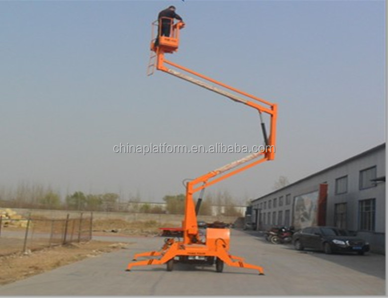 10m CE approved cheap street light lift 10m CE approved cheap street light lift