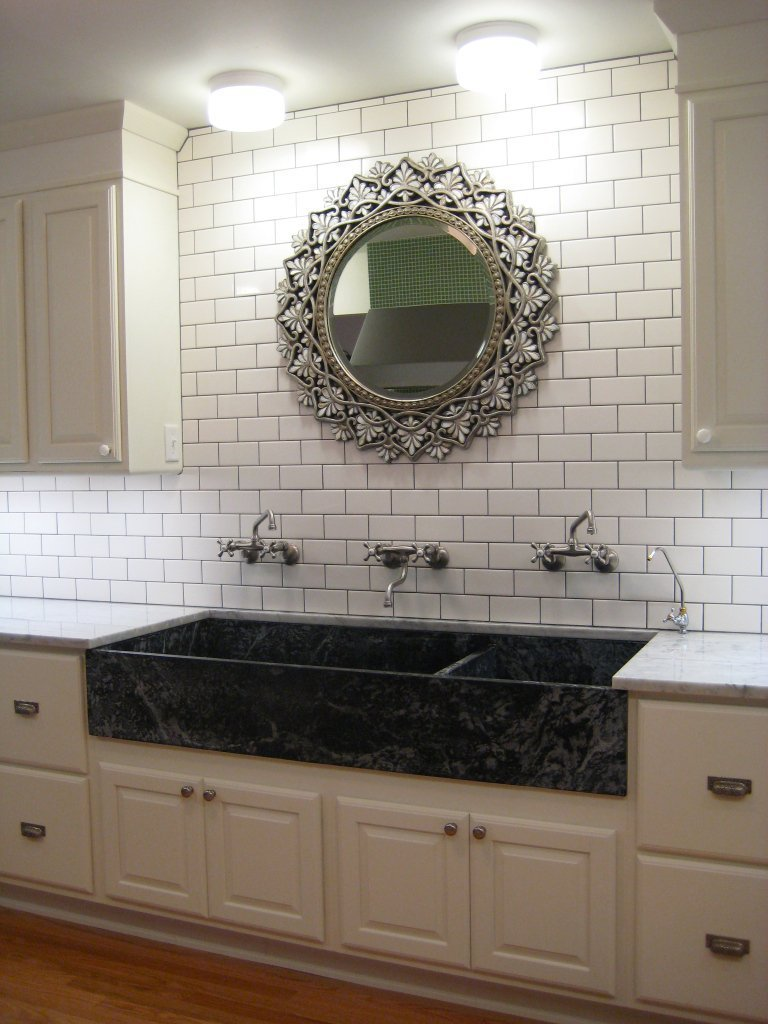 Bone Bevelled Crackle 3x6 Subway Tile Backsplash Walls Bathroom Kitchen Herringbone Countertop Lot of 10sq ft