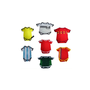 2018 Hot sell russian ,agentiana ,mexico ,spain ,belgium,baby jersey ,country soccer jersey