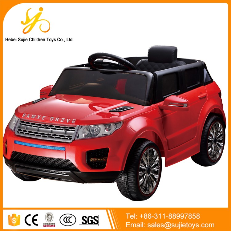 12v luxury simulation electric cars 4 seater kids electric car with high quality electric