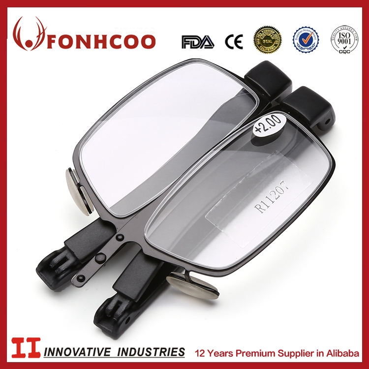Adjustable Portable Modern Newest Reading Glasses Foldable