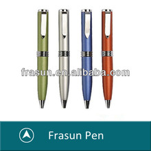 Luxry Bussiness Gift Twsit Colored Fashion Clip Mini Cooper Pen