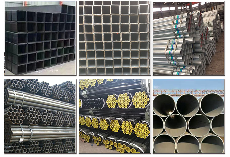 Bao Steel ASTM round hot boiler seamless carbon steel black pipe price