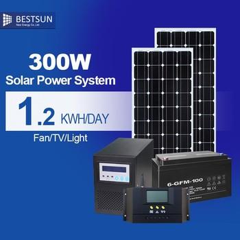 3kw Hybrid Solar Inverter On/off Solar System Solar Grid
