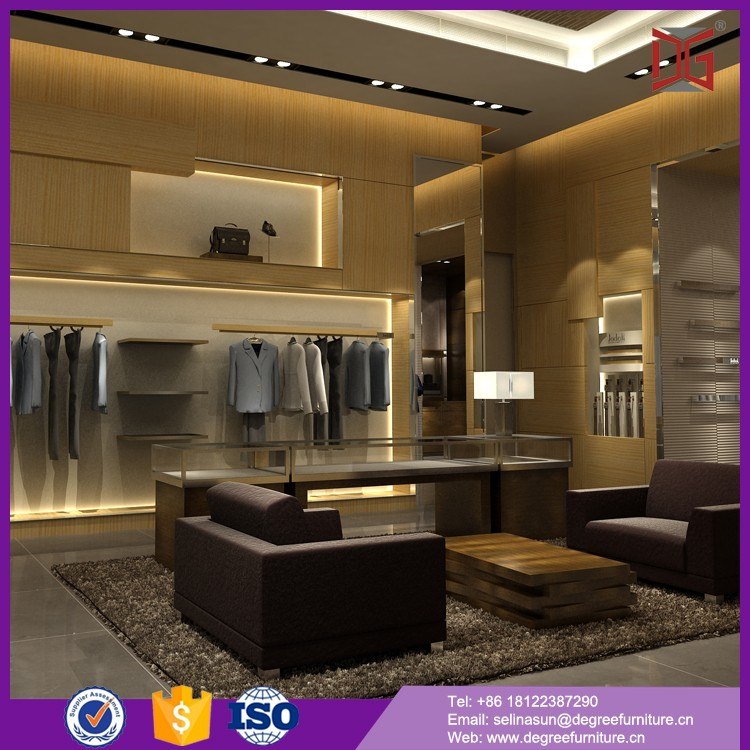 Moda dise o superior ropa al por menor tienda de ropa de for Ciclo superior diseno de interiores