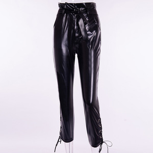 c88102d410726 Lace Up Leather Pants, Lace Up Leather Pants Suppliers and Manufacturers at  Alibaba.com
