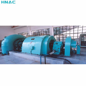 Vertical Micro Francis Hydro Turbine Synchronous Generator For Sale