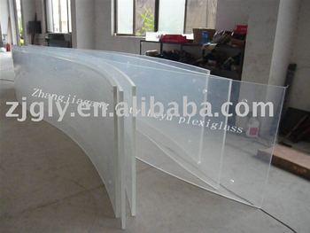courbe acrylique aquarium panneaux buy product on. Black Bedroom Furniture Sets. Home Design Ideas