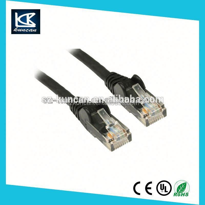 FLAT Ethernet CAT6 Network Cable Patch Lead RJ45 - RJ45 Computer Networking Cord