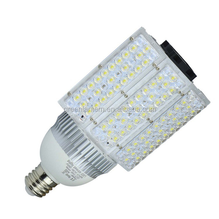 80w E40 LED street lights replacement of traditional one