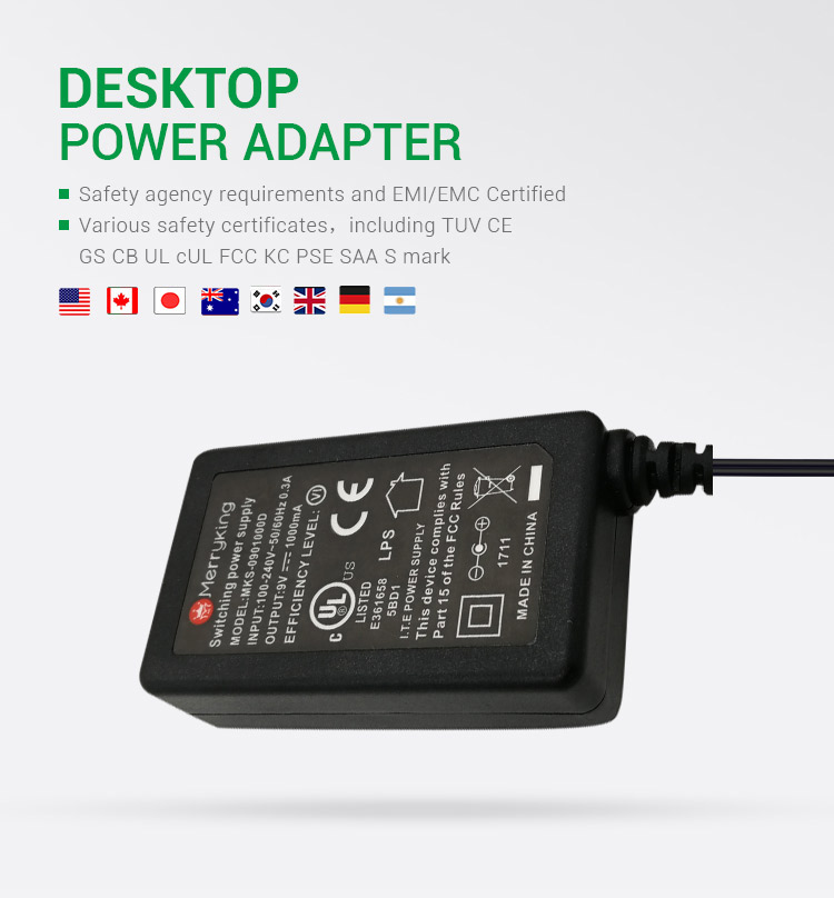Multi AC cord ac dc laptop adapter 12v1000ma 12W universal laptop adapter with UL/cUL/FCC/PSE/LPS/CB/SAA/CE/GS/BS